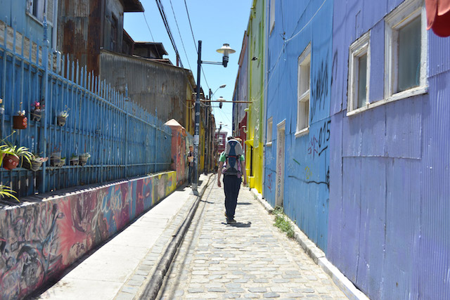 Valparaíso cile