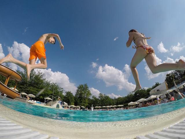 piscine villaggio toscana