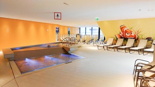 Karawankenhof piscine bimbi
