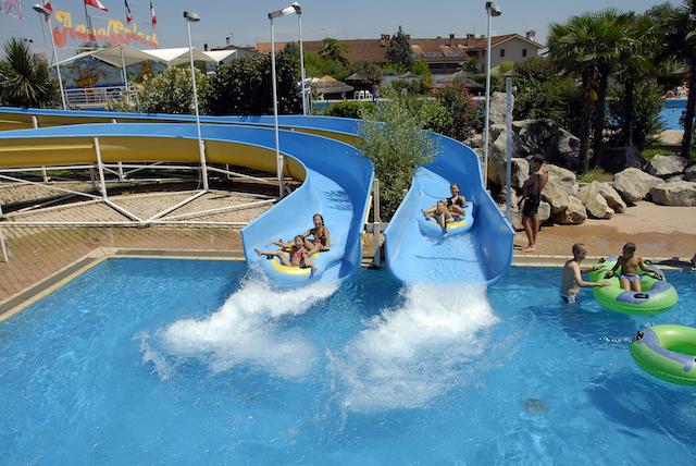 parco acquatico Lignano