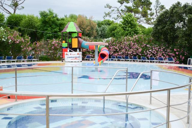 piscine villaggio caorle