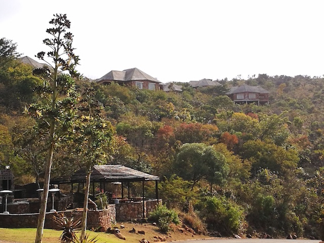 lodge sudafrica