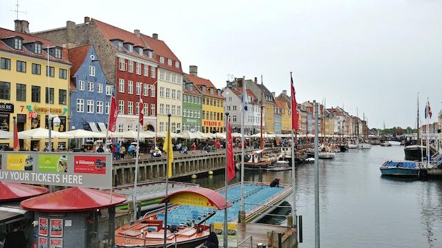 Il canale di Nyhavn