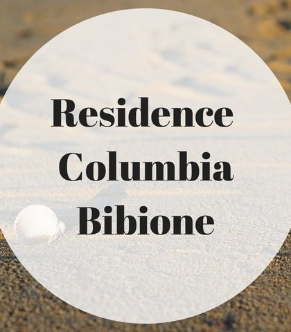 residence columbia bibione