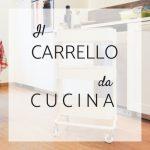 Carrello cucina: Raskog la novità di IKEA