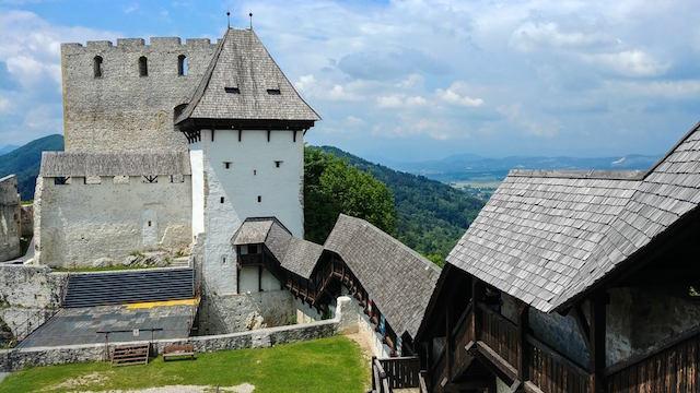castello slovenia celje