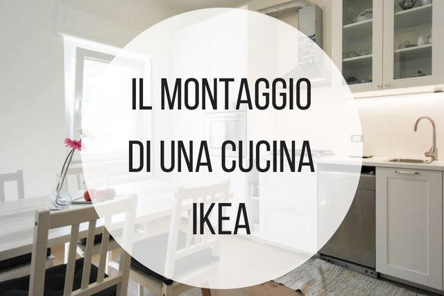 Come funziona il montaggio di una cucina IKEA - bambiniconlavaligia.com
