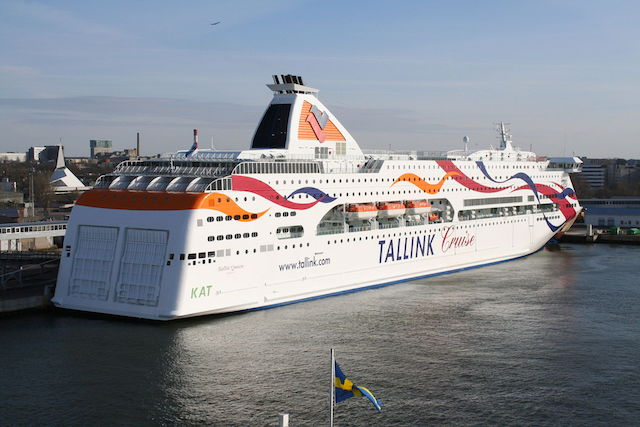 Baltic Queen Tallink Silja