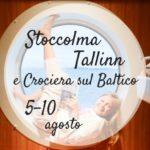 Stoccolma e Tallinn con Crociera sul Mar Baltico