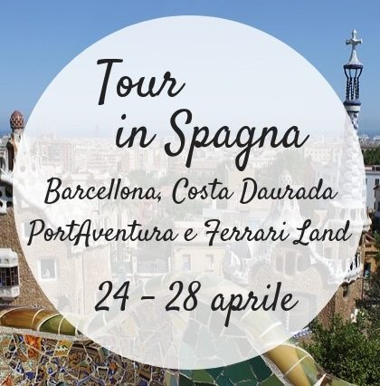tour in Spagna