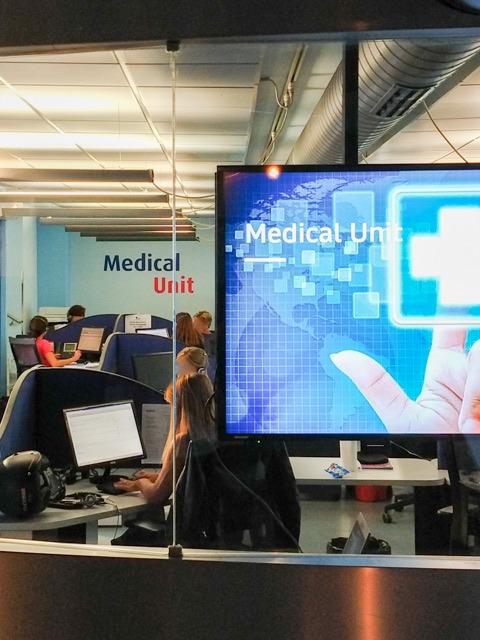 centro assistenza medica