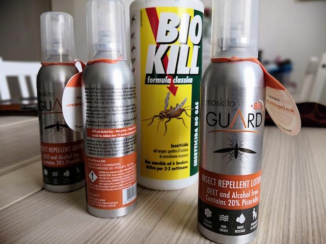 repellenti zanzare
