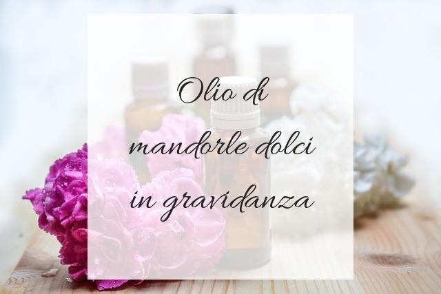 olio di mandorle