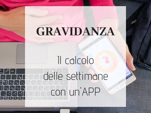 app gravidanza