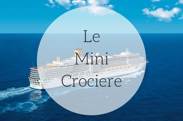 mini-crociere