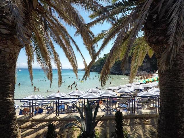 spiaggia Arene Tremiti