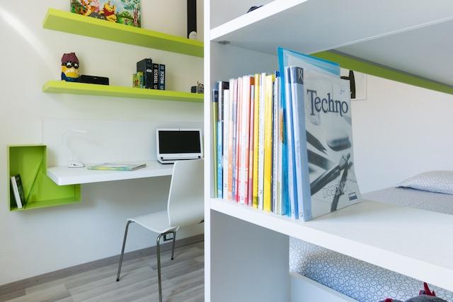 libreria cameretta