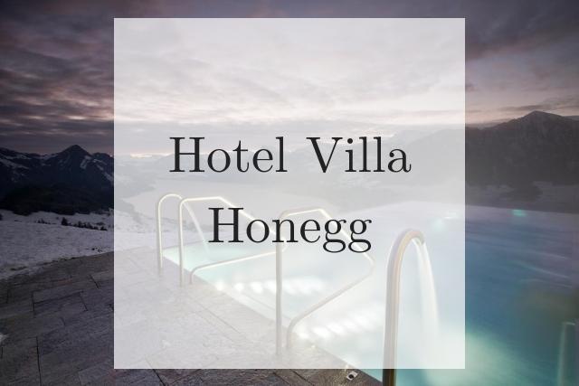 hotel di lusso Svizzera