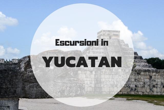 escursioni Yucatan