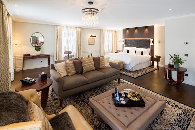 suite Hotel Villa Honegg