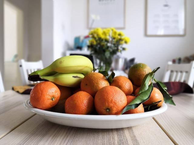 frutta dieta gravidanza