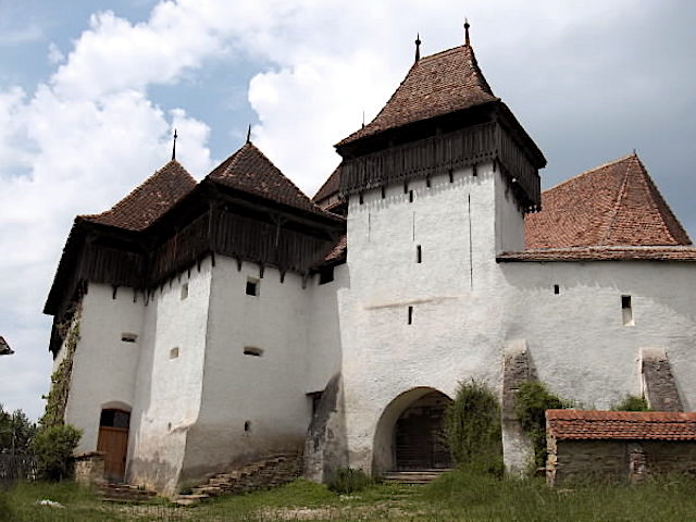Viscri chiesa fortificata