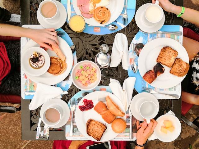 colazione Viva Wyndham Azteca