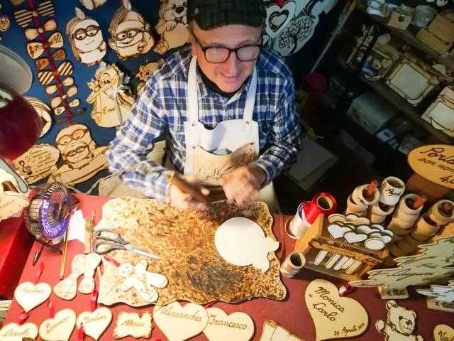 artigiano villaggio Natale