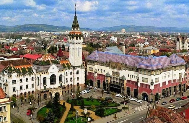 Targu Mures Transilvania