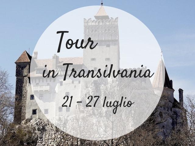 viaggio organizzato in Transilvania