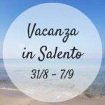 Vacanza in Salento con bambini