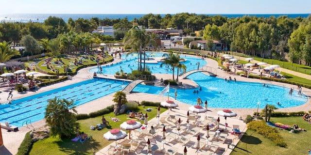 piscine campeggio Salento