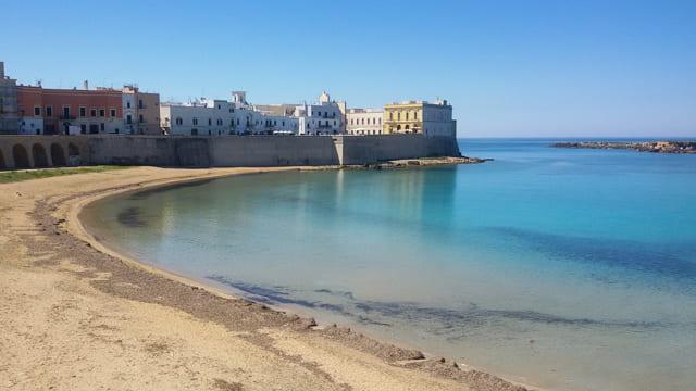 spiaggia Gallipoli Salento