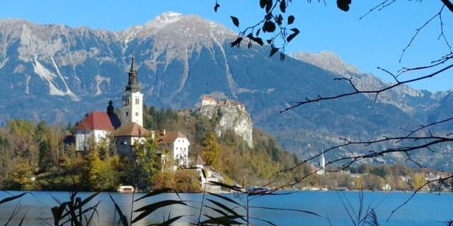 viaggio con bambini Bled