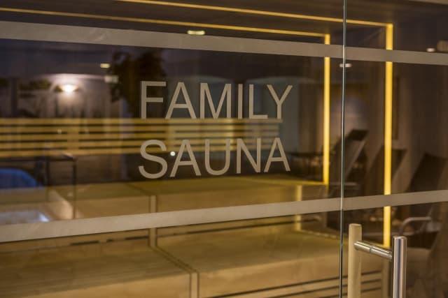 sauna family