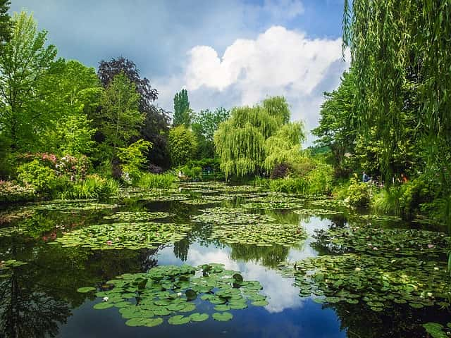 Monet giardini Giverny