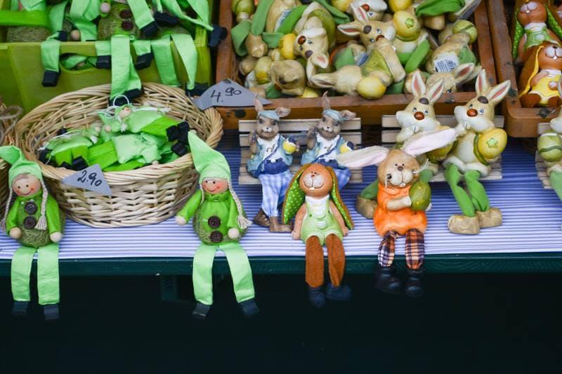 mercatini Pasqua Vienna