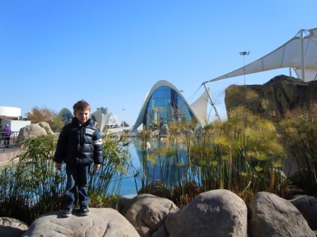 Viaggio all'estero Spagna Valencia