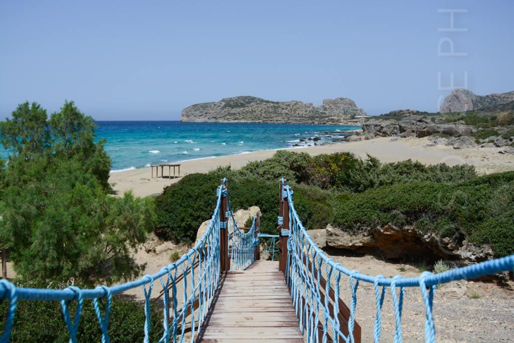 Creta spiaggia