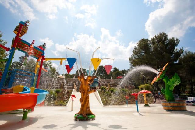 Spray park bambini le Pianacce