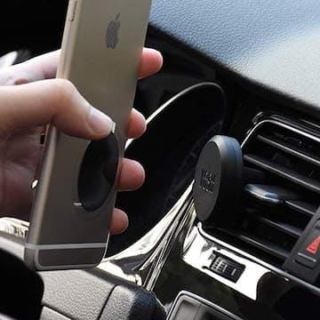 Supporto magnetico smartphone per auto
