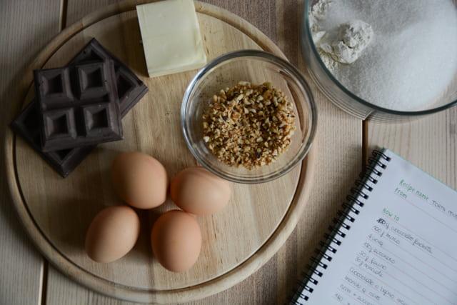 ingredienti torta tenerina