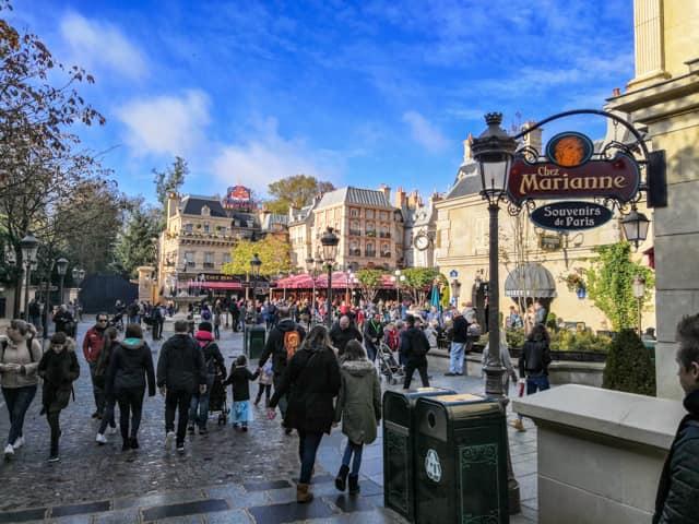 Ratatouille Walt Disney Studios