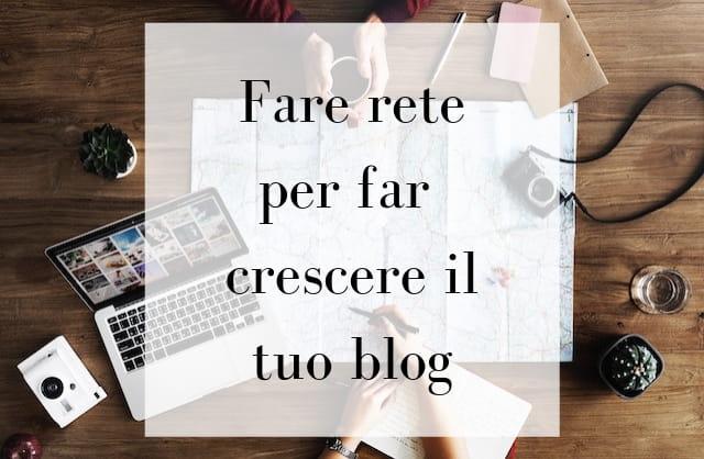 rete blogger crescita blog