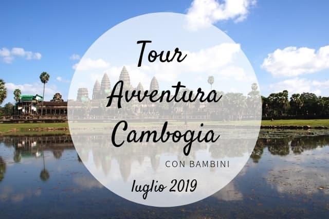 tour avventura in Cambogia