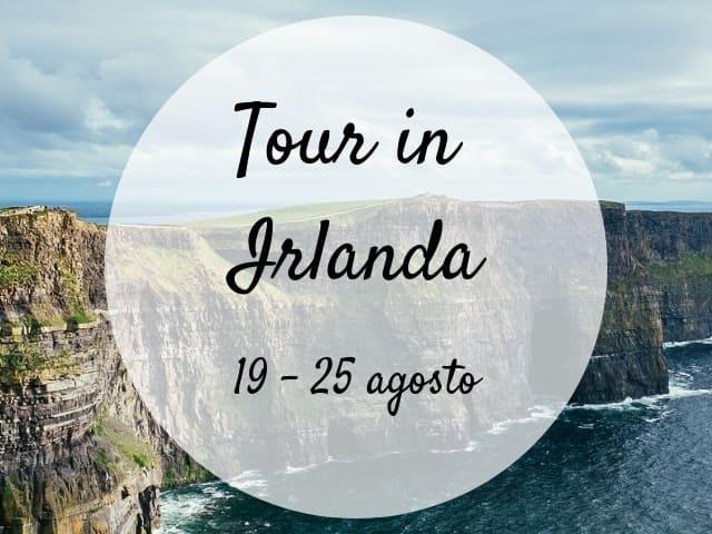 tour in Irlanda con bambini