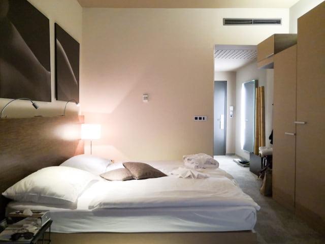 camera hotel Sotelia Olimia