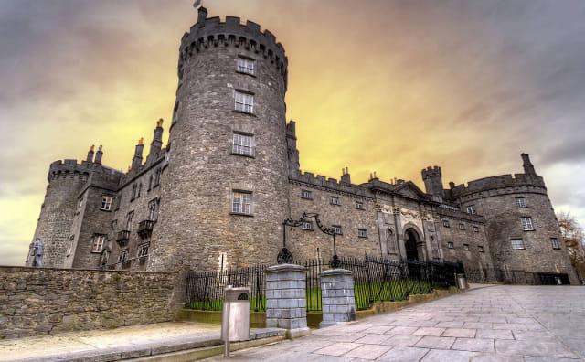 castello di Kilkenny Irlanda