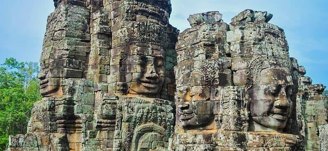 tempio Bayon Siem Reap