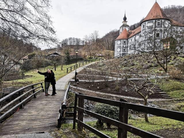 castello di Olimje